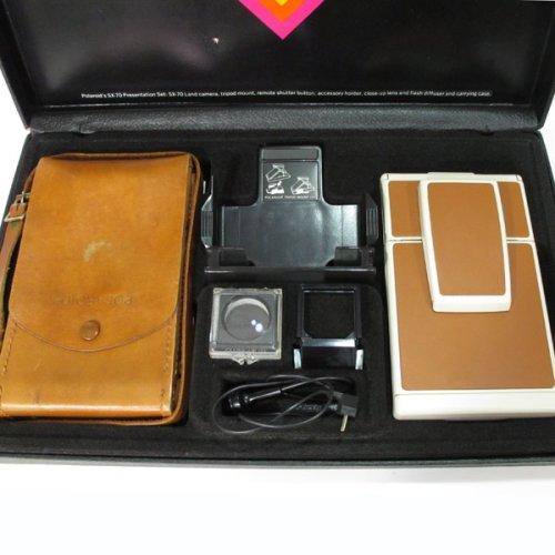 詳細情報1: (A378) SX-70 Presentation Kit ※レア