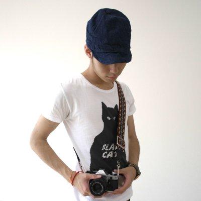 画像4: 《SALE》Finchカメラキャップ【インディゴブルー/ドット】