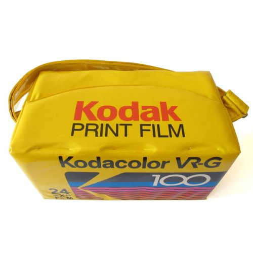 詳細情報3: ビンテージKodacolor VR-G 100バッグ