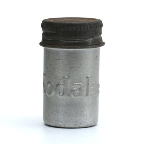 詳細情報1: KODAK ビンテージ828フイルムケース ※レア