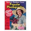 ビンテージ雑誌 Popular Photography 1940年6月号
