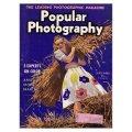 ビンテージ雑誌 Popular Photography 1940年9月号
