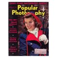 ビンテージ雑誌 Popular Photography 1941年1月号
