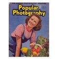 ビンテージ雑誌 Popular Photography 1941年6月号