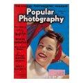 ビンテージ雑誌 Popular Photography 1940年2月号