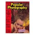 ビンテージ雑誌 Popular Photography 1941年2月号