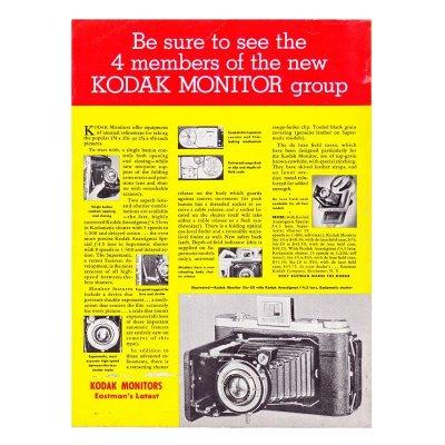 画像2: ビンテージ雑誌 Popular Photography 1940年2月号