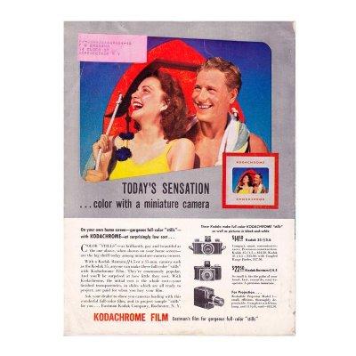 画像2: ビンテージ雑誌 Popular Photography 1941年6月号