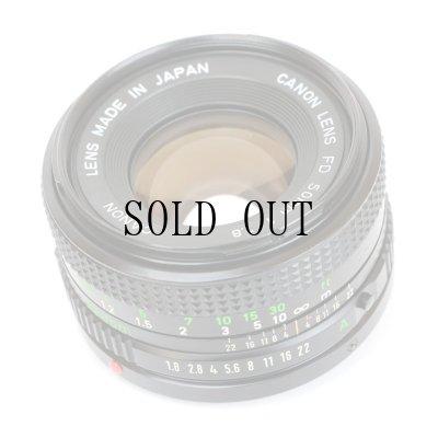 画像4: Canon(キャノン)NEW FD 50mm/F1.8