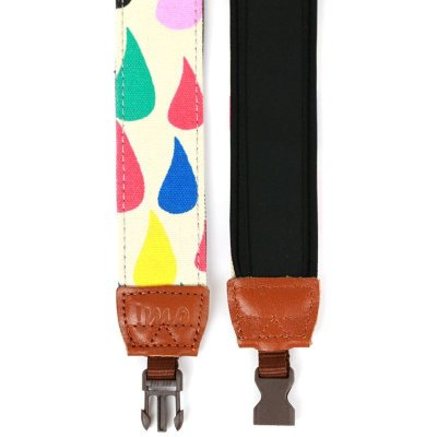 画像2: !MO CAMERA STRAP[Happy Drops]