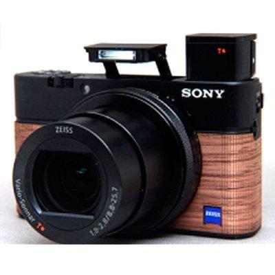 画像2: Sony RX100 III, RX100 IV専用カスタムレザー [Walnut]