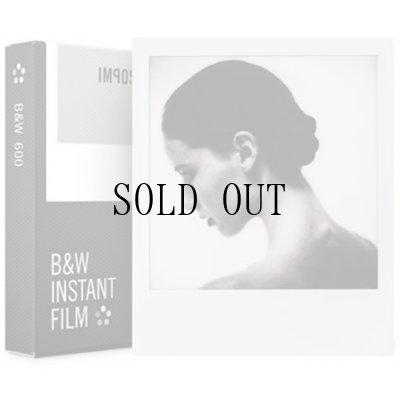 画像1: B&W FILM FOR 600 ※NEW