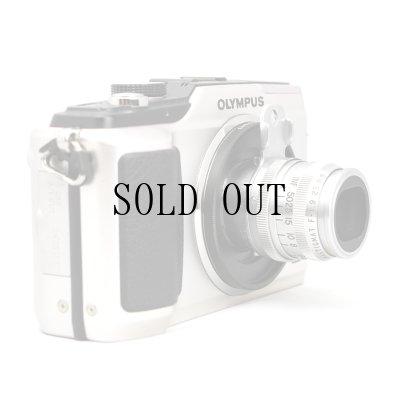 画像3: Kodak(コダック) Anastigmat 25mm/F1.9 ※マイクロフォーサーズ専用改造品
