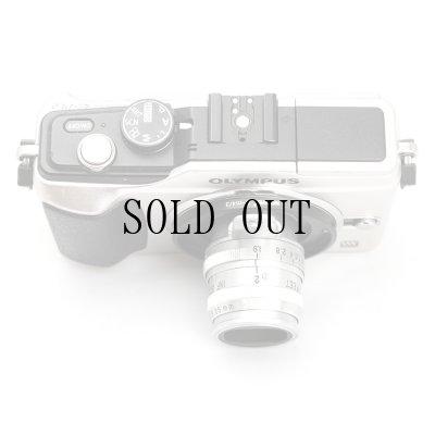 画像4: Kodak(コダック) Anastigmat 25mm/F1.9 ※マイクロフォーサーズ専用改造品