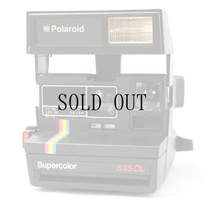 画像1: Supercolor 635CLポラロイドカメラ