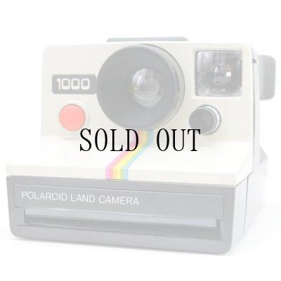 画像1: 1000 ポラロイドカメラ