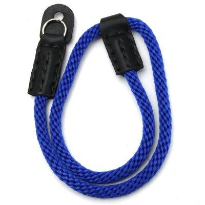 画像1: クライミングロープ リストストラップ【ブルー】