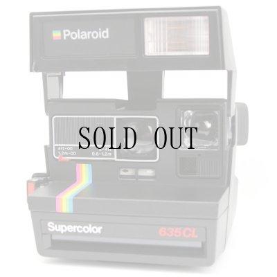画像1: Supercolor 635 CL ポラロイドカメラ
