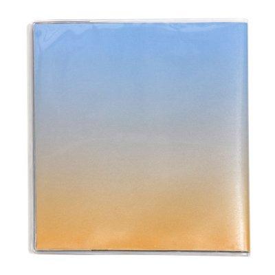 画像2: チェキ,チェキスクエアアルバム [ブルー&オレンジ]※チェキフィルム160枚収納可能
