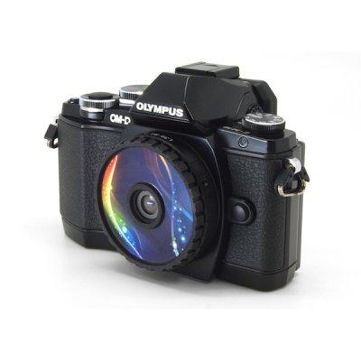 OLYMPUSのミラーレスカメラ