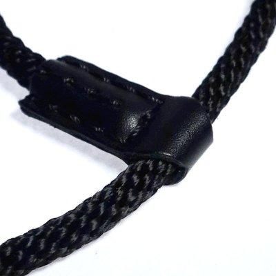 画像3: クライミングロープ リストストラップ【ブラック】