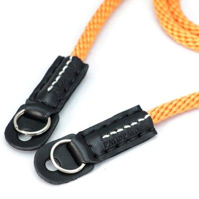 画像2: クライミングロープ ストラップ【オレンジ】