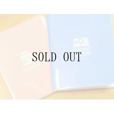 画像3: ポラロイド専用アルバム【SX-70 Blue】on and onオリジナル