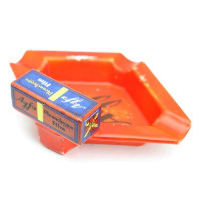 画像3: ビンテージ AGFAアッシュトレイ(陶器) ※レア