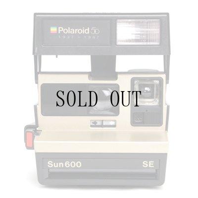 画像2: Sun600 SE 50周年記念モデル ポラロイドカメラ