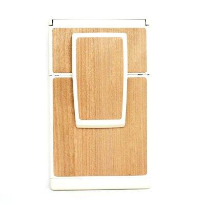 画像2: SX-70用貼替え革 天然木 チェリーウッド