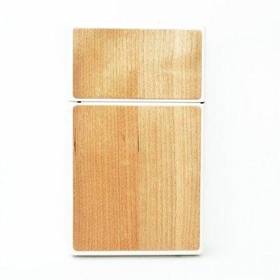 画像3: SX-70用貼替え革 天然木 チェリーウッド