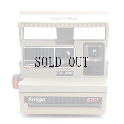 画像2: Amigo 620 ポラロイドカメラ