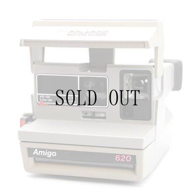 画像1: Amigo 620 ポラロイドカメラ