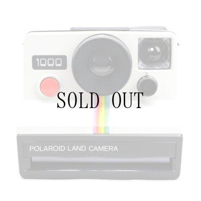 画像2: 1000 ポラロイドカメラ[レッドボタン]