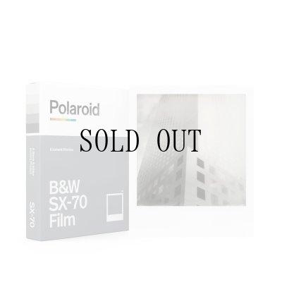 画像1: Polaroid | B&W SX-70 Film ※NEW