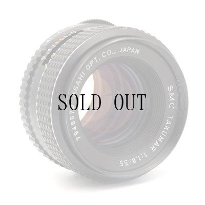 画像4: [渋谷ロフト店]Asahi Opt Co.,(旭光学工業)SMC TAKUMAR(タクマー) 55mm/F1.8