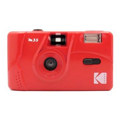 画像1: KODAK(コダック)M35 フィルムカメラ|海外限定レッド