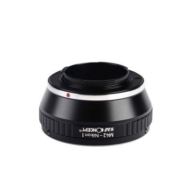画像2: M42-Nikon 1専用マウントアダプター