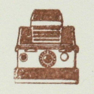 画像3: カメラスタンプ|SX-70スタイル
