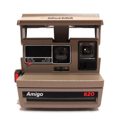 詳細情報1: ポラロイド Amigo 620 ※レア