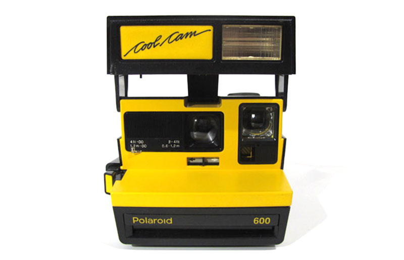 Cool Cam Yellow