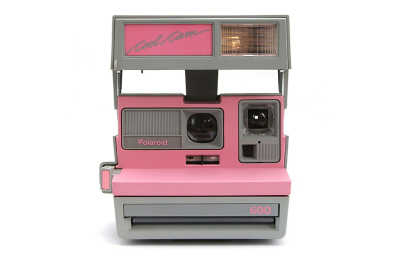 Cool Cam Pink