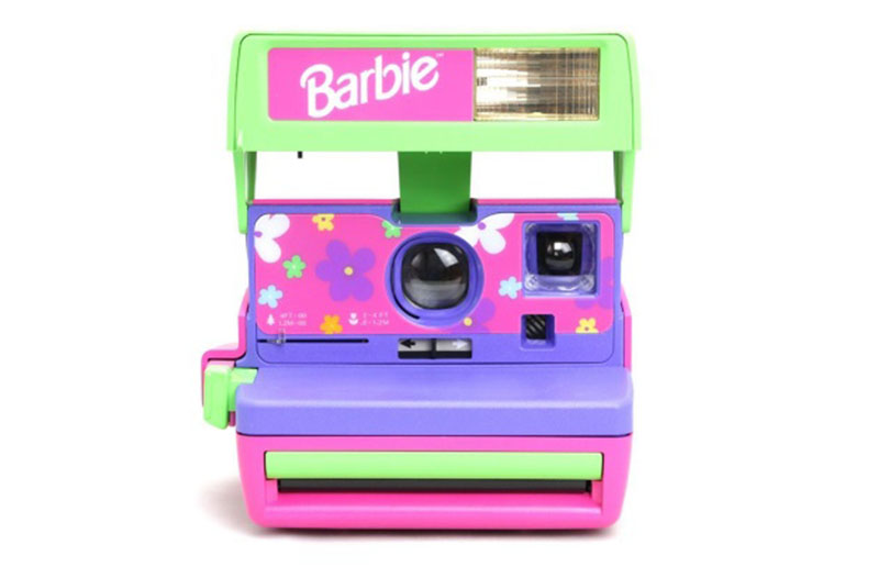 Barbie®︎ Instant Camera