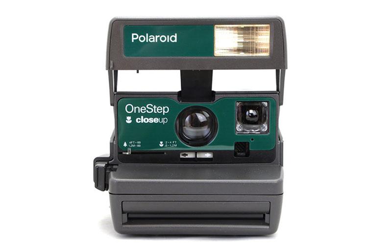 Polaroid Green Model