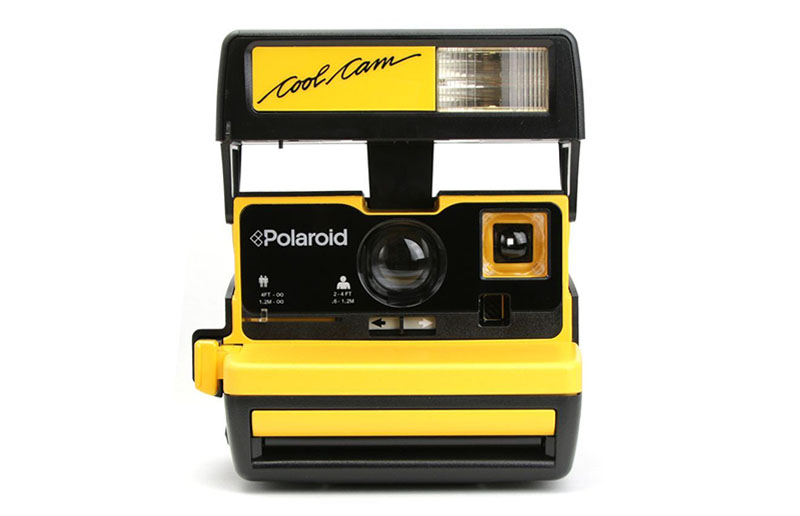 Polaroid Coolcam Yellow