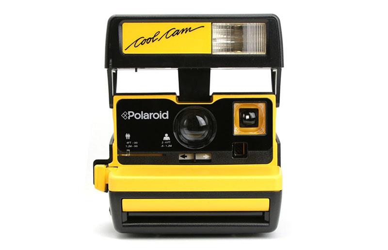 Polaroid Coolcam Yellow