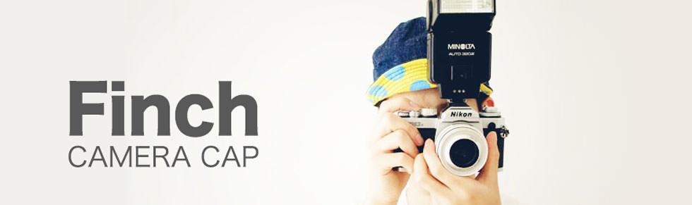 Finch カメラキャップ