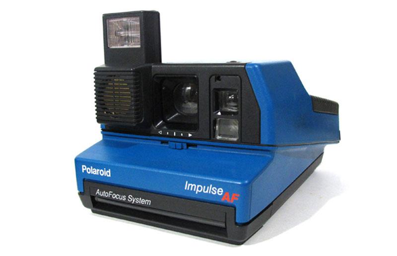 Impulse Blue
