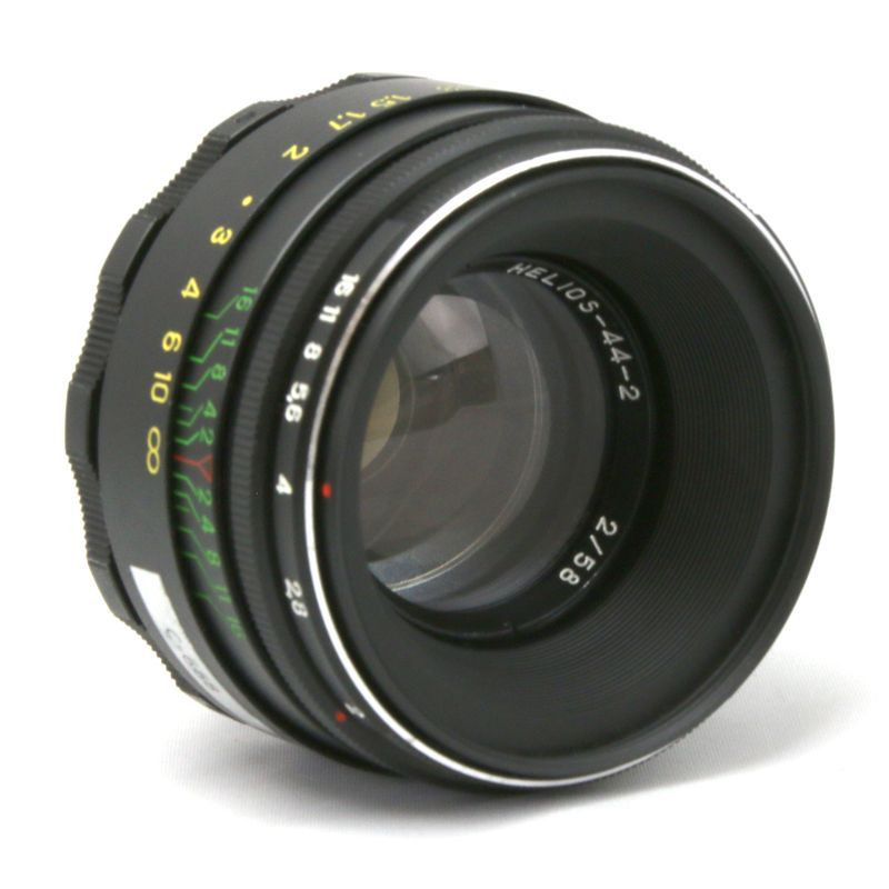 zenit ゼニット helios 44 2 ヘリオス 58mm f2 オールドレンズ m42