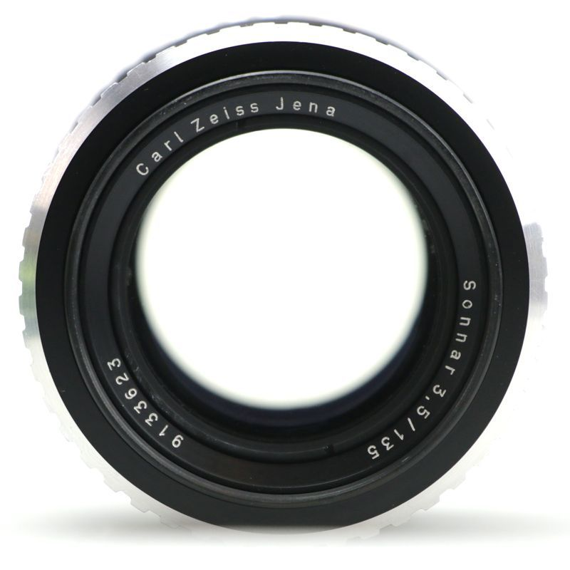 carl zeiss jena カールツアイス イエナ sonnar ゾナー 135mm f3 5